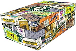 That's My Ticket MLB Oakland Athletics Souvenir Gift/Photo Box, One Size, Multicolored