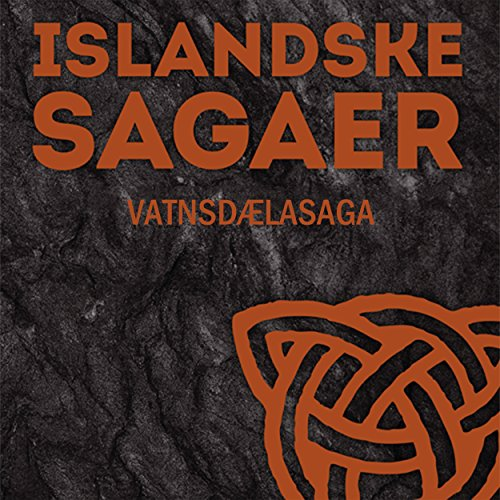 Vatnsdælasaga audiobook cover art