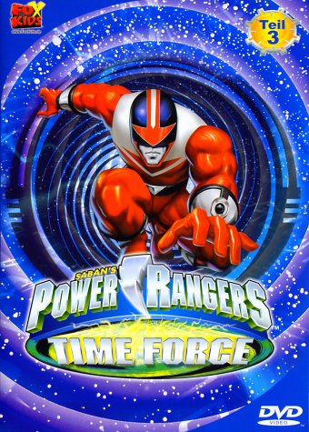 Power Rangers - Time Force - Vol. 3