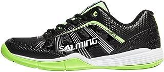 Salming Adder Men's Indoor Court Shoe Black/Green (11)