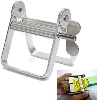 lnlyin Mini Tube Squeezer fregona metal aluminio Tube Roller para peluquería pelo Color Dye Crema de manos Pasta de diente...