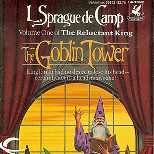 The Goblin Tower audiobook cover art
