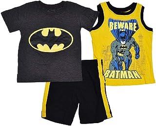 Dc Comics Bat-man SHORTS ボーイズ
