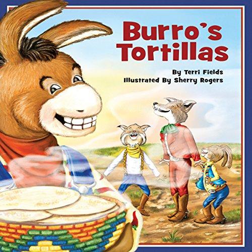 Burro's Tortillas copertina