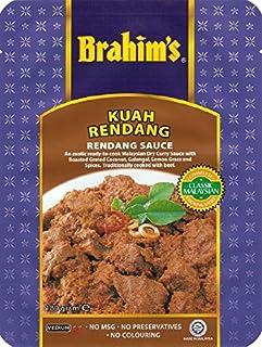 Brahim's ルンダンソース(3~4人分) 3袋