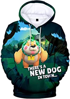 Ragazzi Ragazze Bambini prestonplayz T Shirt TE Fire YouTube youtuber Preston Gaming Top