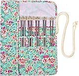 Knitting Needles Set Kit, Stainless Steel Single...