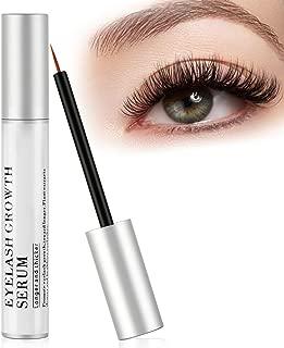 Eyelash & Eyebrow Serum – Eyelash Growth Serum to Grow Lashes – Eyelash Enhancer – Eyebrow Serum Rapid Growth – Thicker, Stronger, Healthier Lashes & Brows