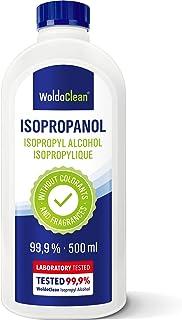 Isopropanol 99,9% Reiniger Alkohol 500ml - Isopropylalkohol