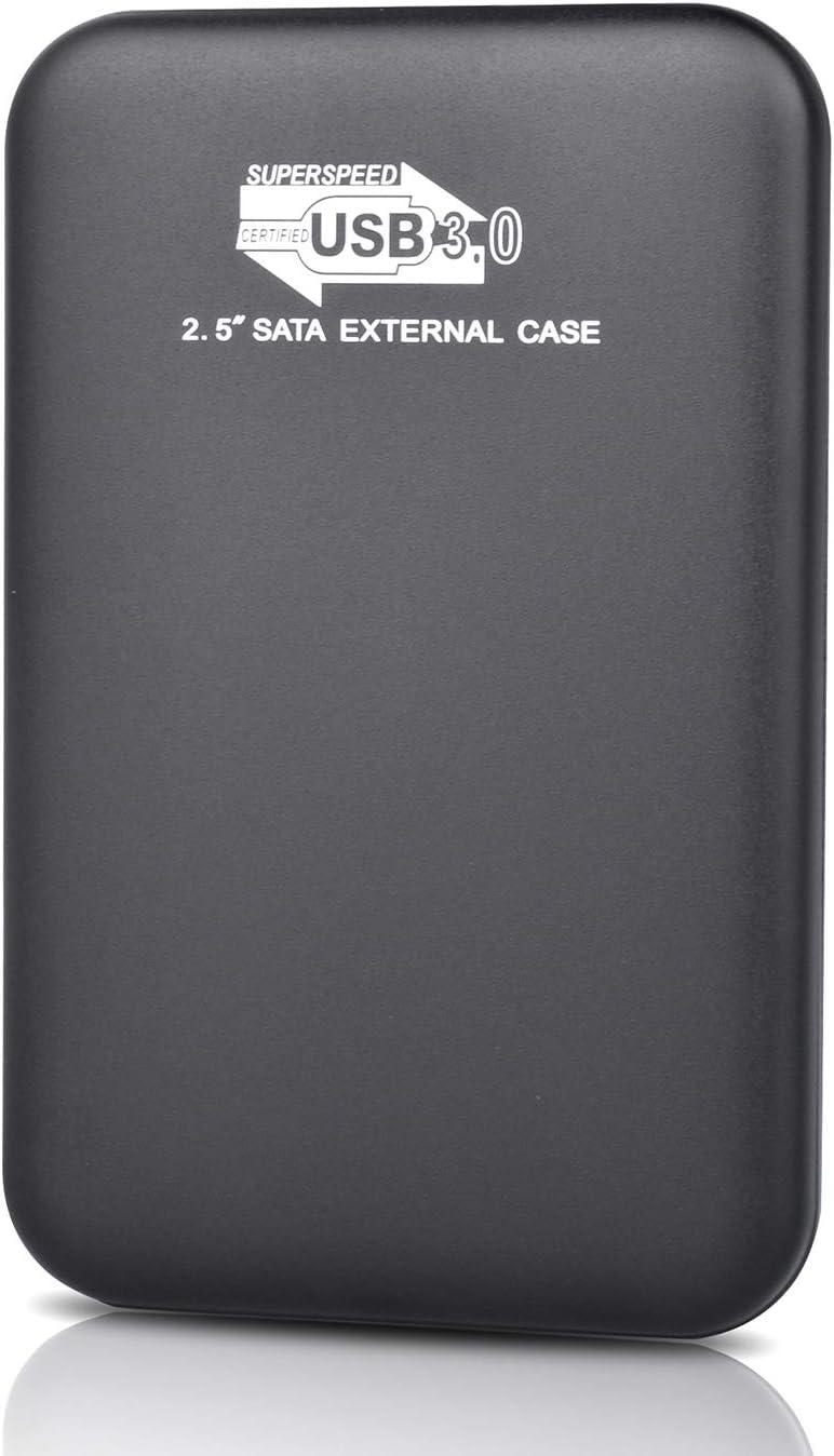Mac Xbox Ordinateur Portable Wii U Ordinateur de Bureaup 2to, Or Disque Dur Externe 2to USB3.1 Disque Dur Externe pour PC