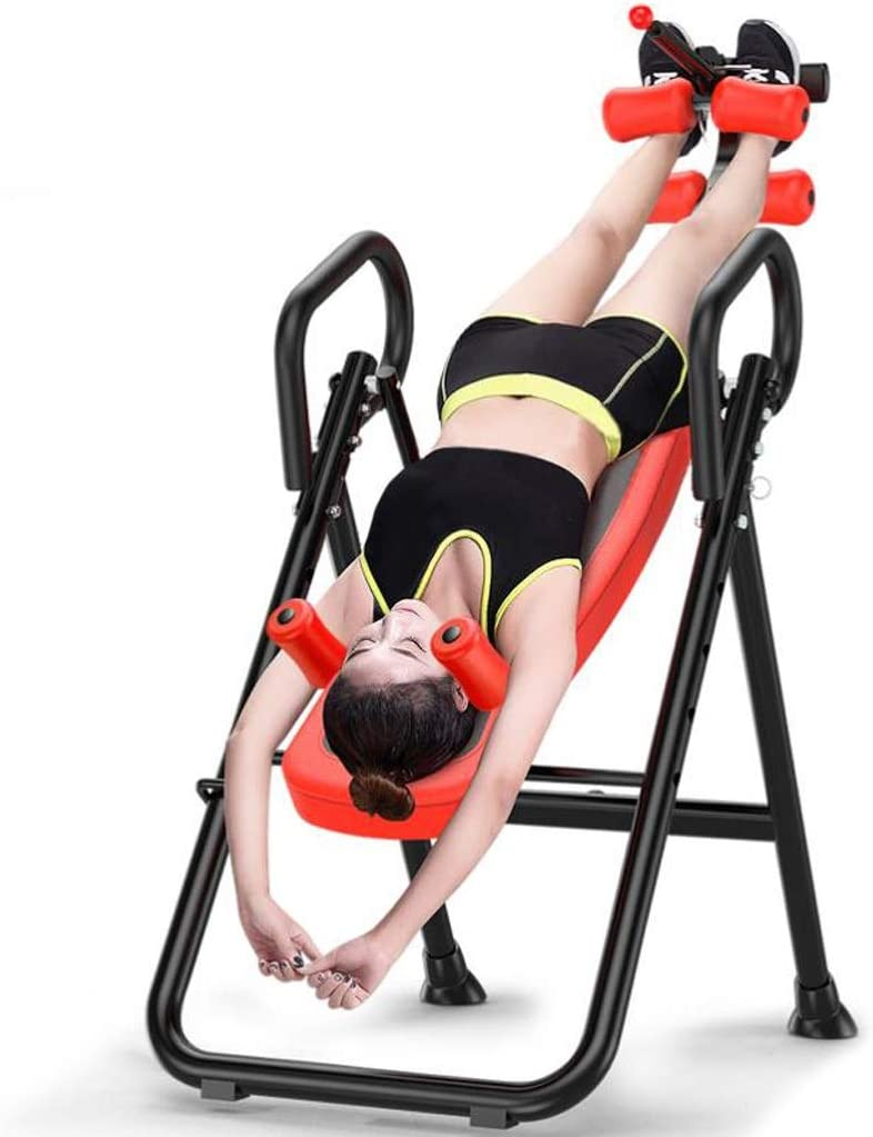 QAZWC-A1 Inversion Table with price Adjustable Headrest - Back Limited time trial price Up Hang