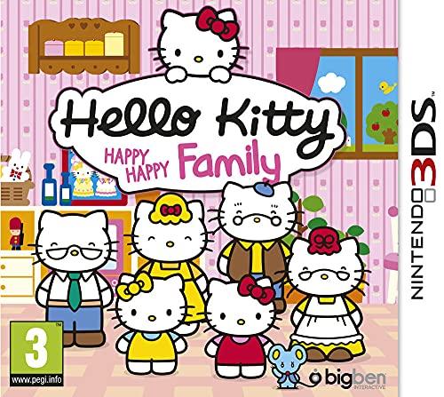 Hello Kitty : Happy Happy Family