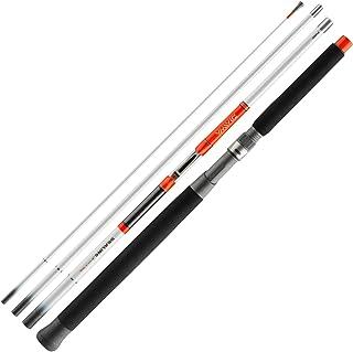 Daiwa Sealine Xtreme Travel Interline, SLXIL 30lbs, 7.70 Feet, 4 Parts, Interline Travel Fishing Rod, Boat Fishing Rod, 11...