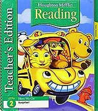Houghton Mifflin Reading, Grade 1, Theme 2: Here We Go, Surprise! Teacher Edition