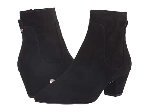 Sam Edelman Shoes , BLACK KID SUEDE LEATHER