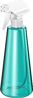 CANLENPK Plastic Spray Bottle,Empty Liquid 500Ml/16oz Trigger Manual Sprayer,3 Spray Methods Linear/Mist/Lock Mode Switch ...
