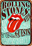 Hunnry Rolling Stones at Altamont Poster Metall