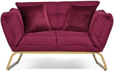CHYOOO Funda De Sofa Tejido Suave Y Cómodo De Color Gris ...
