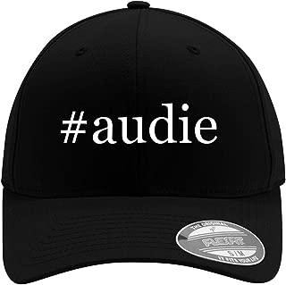 #Audie - Adult Men's Hashtag Flexfit Baseball Hat Cap