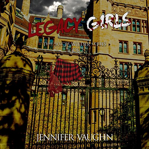 Legacy Girls audiobook cover art