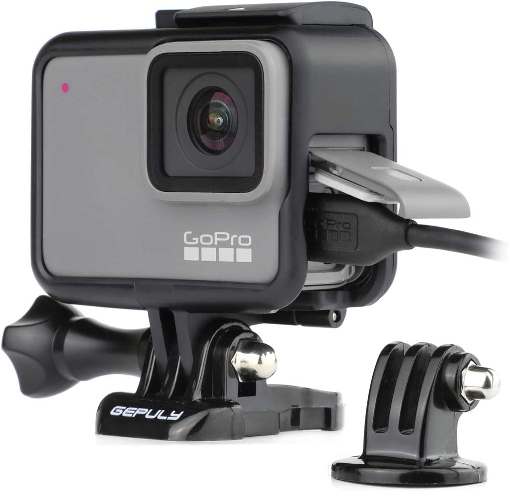 GEPULY Frame Mount Housing Case 5 ☆ popular with Quick Buckle and Th Release Free shipping on posting reviews
