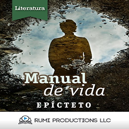 Manual de Vida: Enquiridión [Manual of Life: Epictetus] audiobook cover art