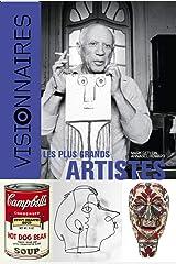 Visionnaires. Les plus grands artistes Paperback