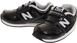 [ニューバランス] newbalance IV996 GBK GBK(ENAMEL BLACK) ベビー シューズ 靴 iv996-gbk 19SS (12.5)