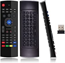 2.4G Wireless Multi USB Air Mouse Remote Control for All Brand TV IPTV Set Top Box Computer Project (No Backlit)