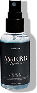 Sponsored Ad - Averr Aglow Maskne Face Spray, Hydrating Natural Face Mask Acne Mist, Soothes Inflammation and Irritation, ...