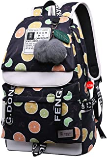 Bags For Teenage Girls Laptop Backpack Female Notebook Bag Children Backpacks C6