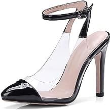 Hot Heaven Summer Women's Sandals Female Transparent Crystal Wedding Shoes Sandalia Stiletto Heels Shoes