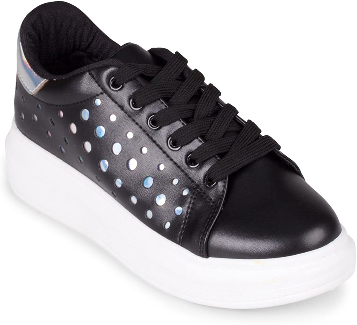 Wanted Women's Benz Lace Up Sneaker