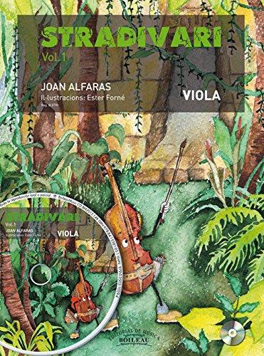 Stradivari - Viola Vol. 1