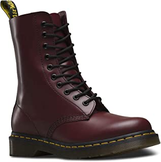 1490 10-Eye Leather Boot for Men and Women