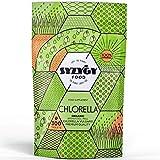 SYZYGY FOOD | Chlorella Ecológica Certificada | 300 comprimidos de 500mg | 99% BIO Chlorella | Pared Celular Rota | DETOX - Vegano - Proteína Vegetal - Saciante | Producto Bio al alcance de todos
