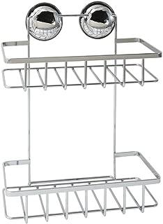 Villeroy & Boch Suction Shower Caddy Double Shelf