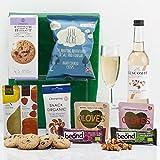 Natures Hampers Cesto Regalo Senza Glutine - Delizie e Snack Sano Vegan e...