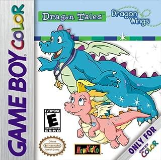 dragon tales game boy color