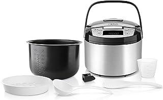comprar comparacion Taurus Top Cuisine Máquina de cocinar programable, cubeta extraíble 5 L, 12 Temporizador 24h, programas Especiales, Acero ...