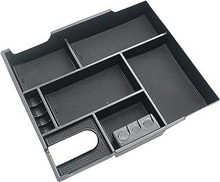 Samochodowy podłokietnik, duża pojemność pudełko na podłokietnik samochodowy organizer plastikowy do samochodu pasuje do T...
