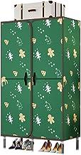 HN Wardrobe, Cloth Wardrobe Assembly Cloth Wardrobe Simple Wardrobe Storage Cabinet Single Wardrobe 4 Colors Optional (Siz...