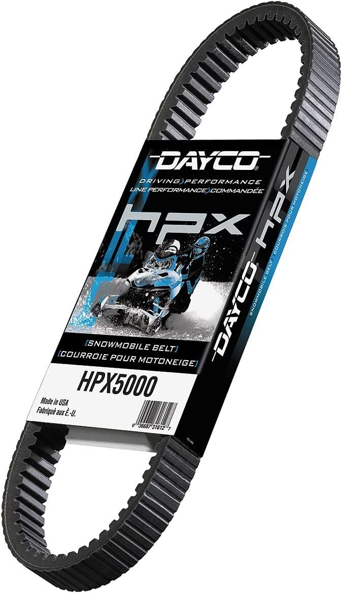 Dayco HPX2238 Arctic Cat All items free shipping H-1 650 High Made 5 ☆ popular Per Drive Belt