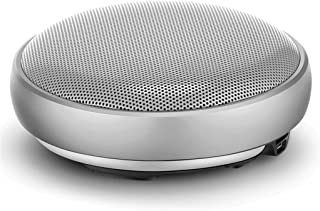 $162 » LKYBOA Wireless Bluetooth Speaker Small Speaker Large Volume Bass Portable Small Speaker Car Outdoor (Color : Gray)