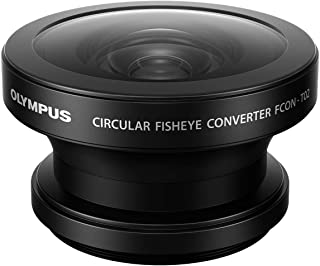 Olympus Circular Fisheye Converter FCON-T02 & CLA-T01 Adapter Tough Pack Kit