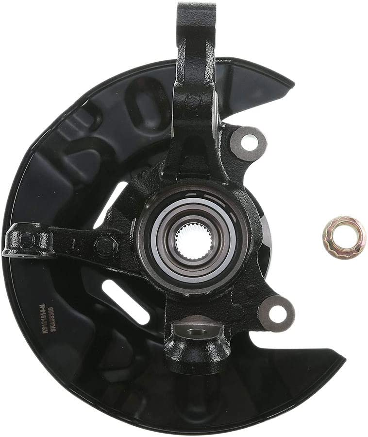 Rapid rise A-Premium 67% OFF of fixed price Front Wheel Hub Bearing Steering Knuckle Assembly Co