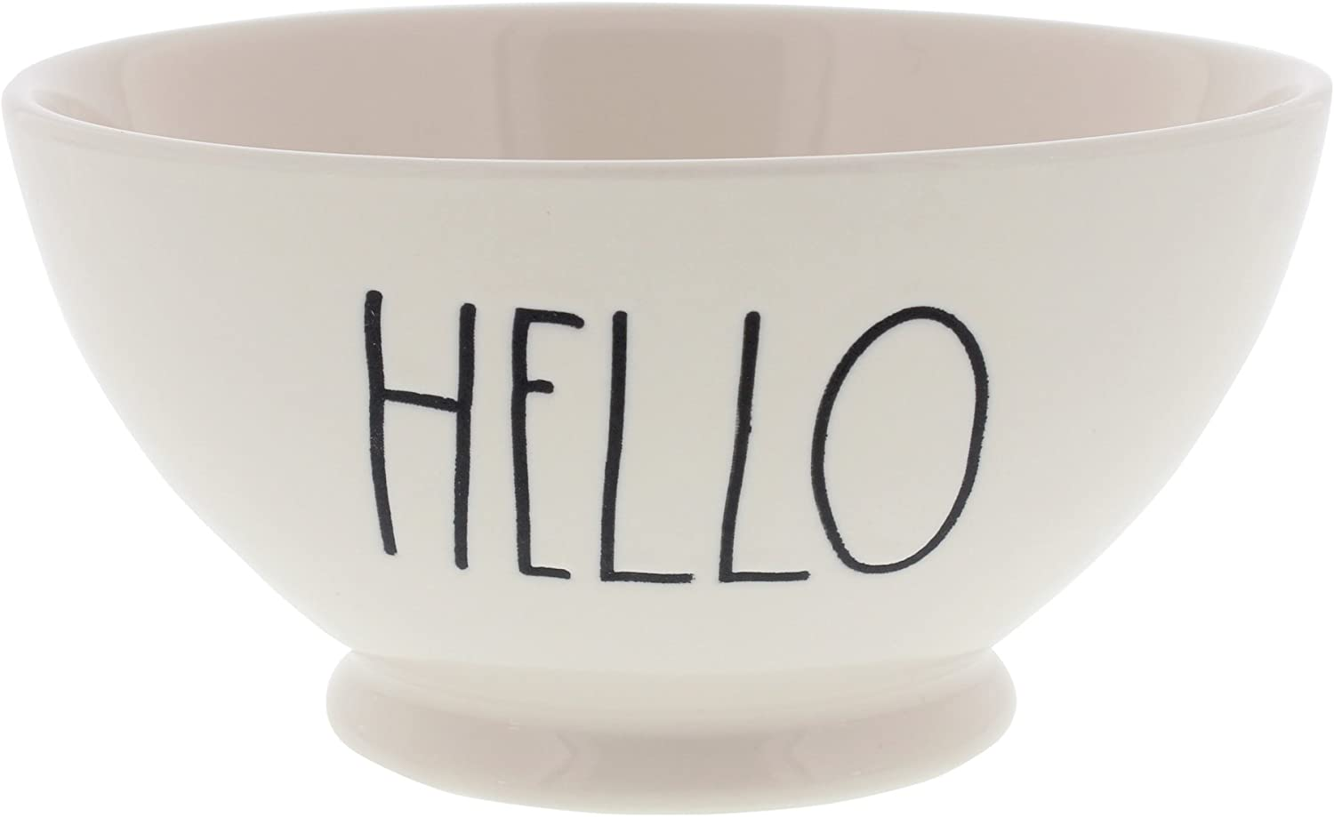 Rae Dunn Recommended Magenta Artisan Collection HELLO Bowl 5% OFF Cereal Soup
