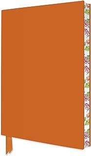 Artisan Notebook: Orange - #4