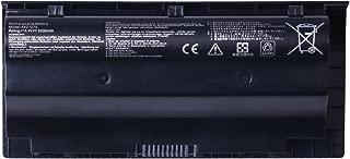 Aizilasa A42-G75 Battery for Asus G75 G75V G75VM G75VW G75VX G75V 3D G75VM 3D G75VW 3D G75VX 3D Series Notebook (14.4V 74Wh 5200mAh )