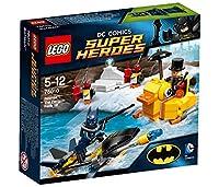 レゴ スーパー・ヒーローズ バットマン:ペンギン フェイスオフ 76010